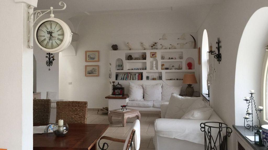 Alojamiento de 2 habitaciones en Capri