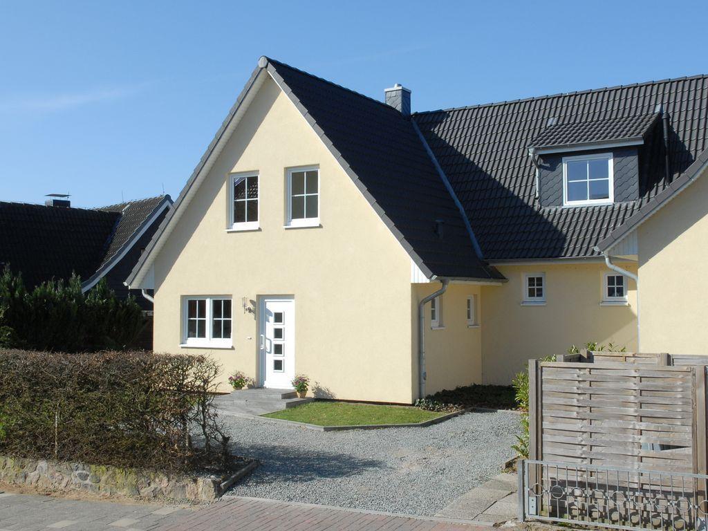 Alojamiento en Scharbeutz de 4 habitaciones