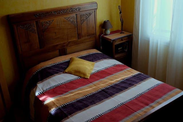 Casas de Familia à Montélier, en casa de Marc