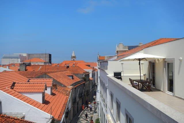 Piso en Aveiro con wi-fi