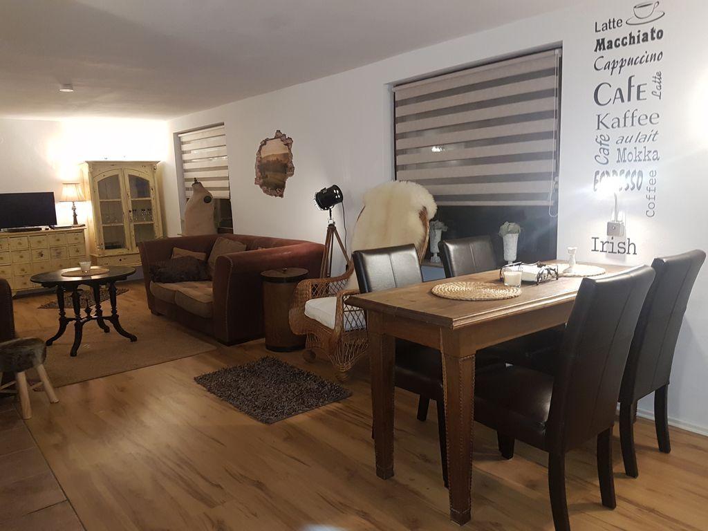 Apartment auf 100 m² in Reichshof