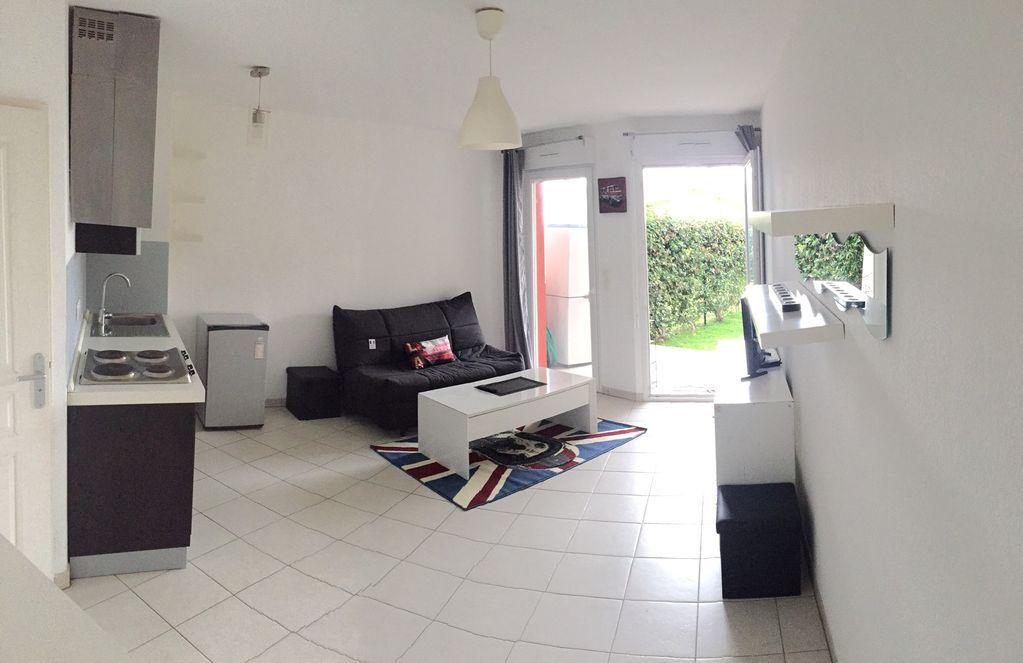 Apartamento de 1 habitación en Beausoleil
