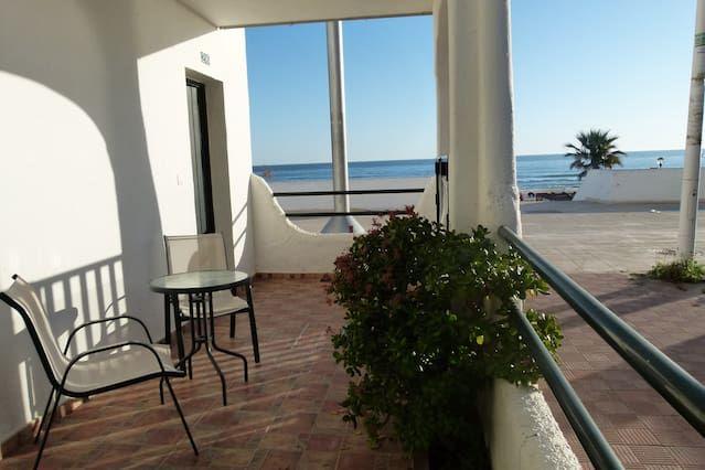 Casa en 1° linea de Playa - Panorámica
