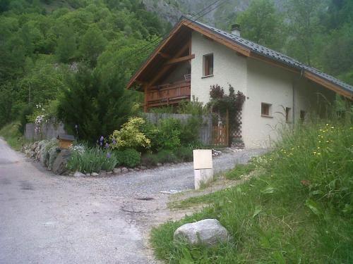 Casa de 1 habitación en Vénosc