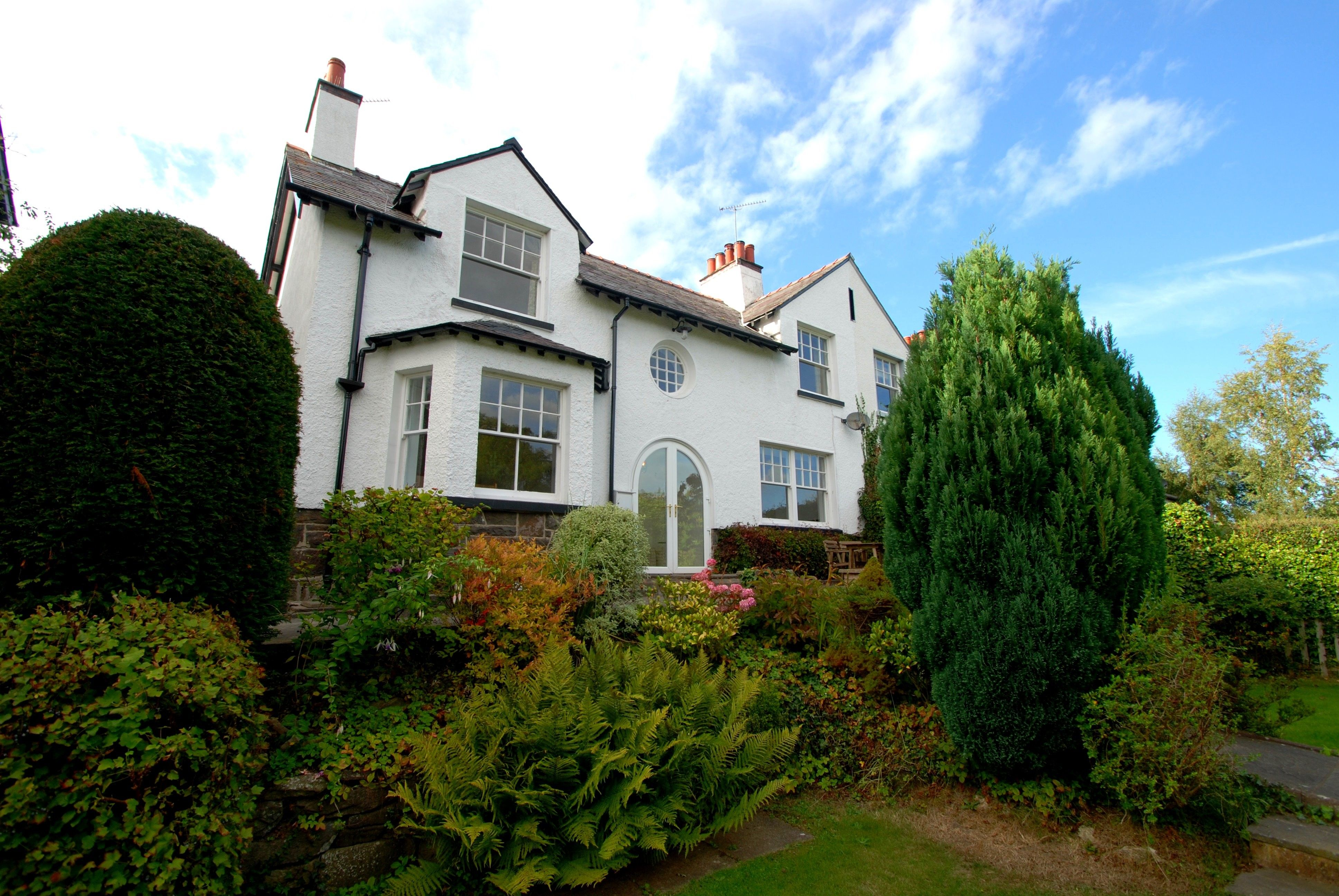 Holiday rental with wi-fi in Conwy