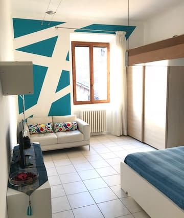 Equipado alojamiento para 4 huéspedes