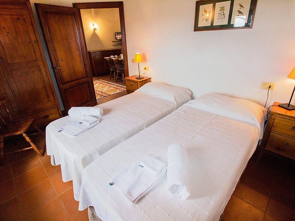 Casa vacanze per 4 persone a Chiusi