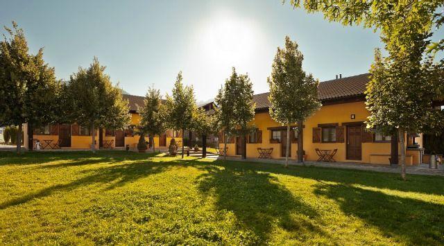 Apartment mit Garten in Campo