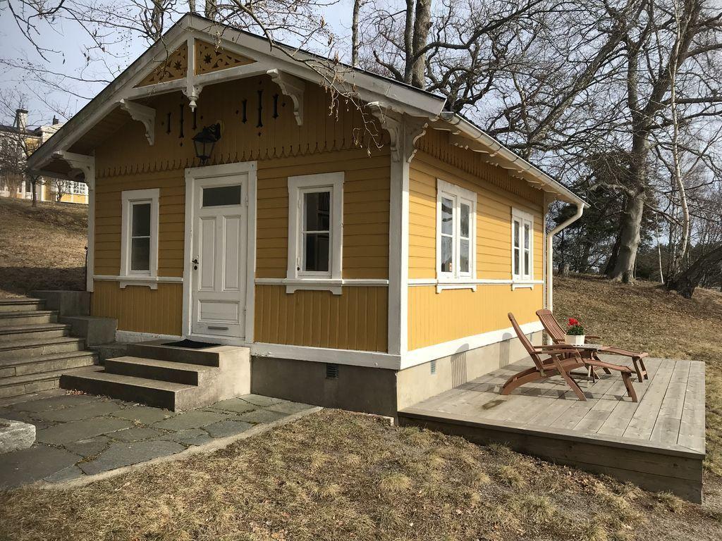 Casa atractiva para 3 huéspedes
