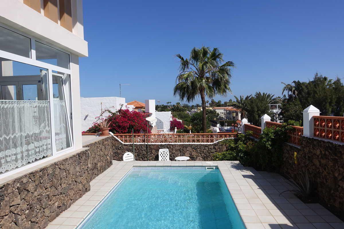 Preciosa casa + piscina en Corralejo