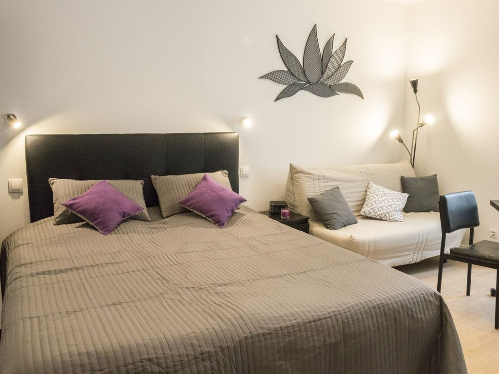 Dotado alojamiento en Vittel