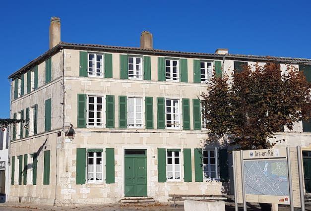Residencia de 250 m² en Ars-en-ré