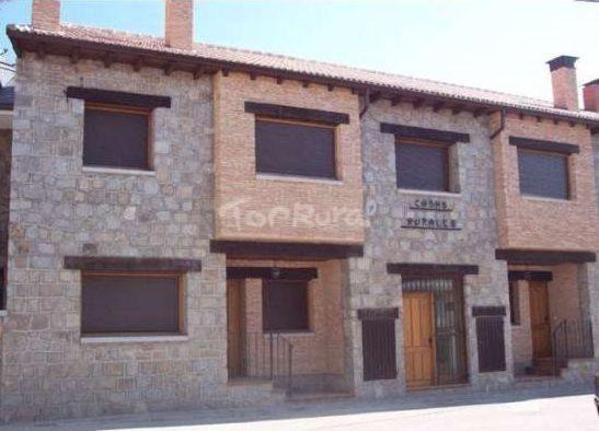 Casa para 4 personas en Fresnedillas de la oliva
