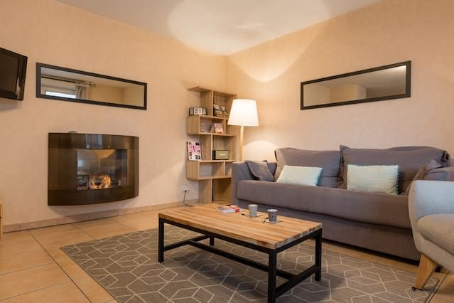 Logement de 62 m² à 2 chambres