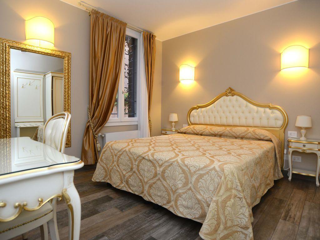 Acogedor apartamento con  Sábanas y toallas en Venecia