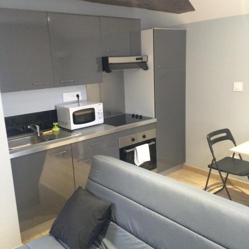 Attractif hébergement de 1 chambre