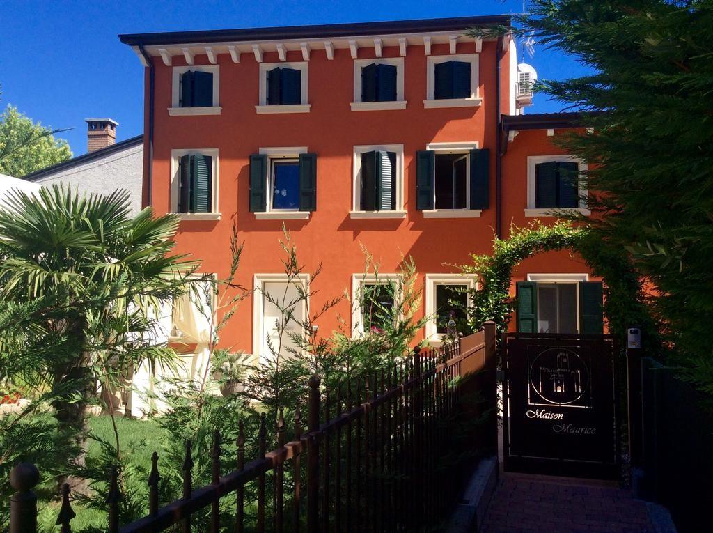Alojamiento con jardín en Valeggio sul mincio