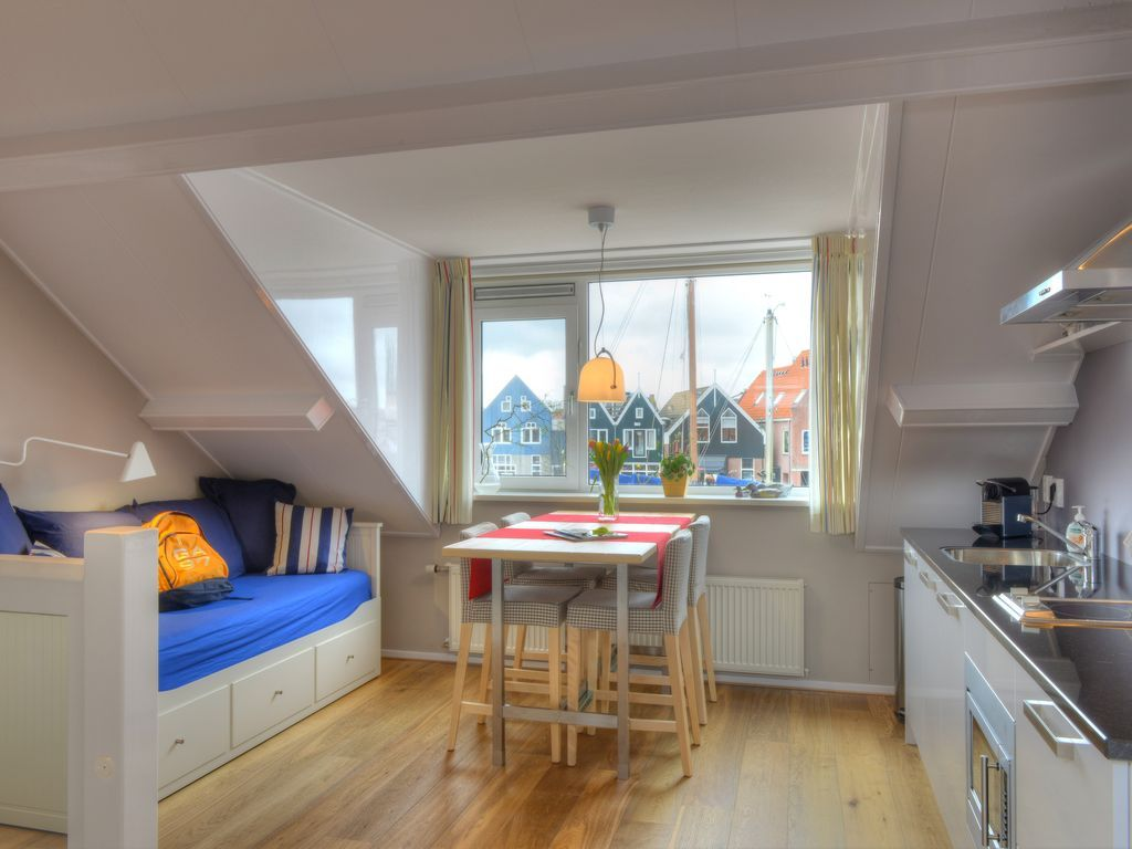 50 m² holiday rental in Monnickendam