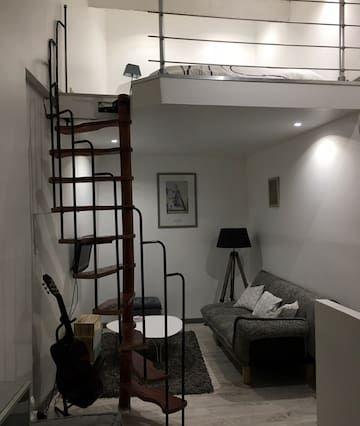 Vivienda de 45 m² para 4 personas