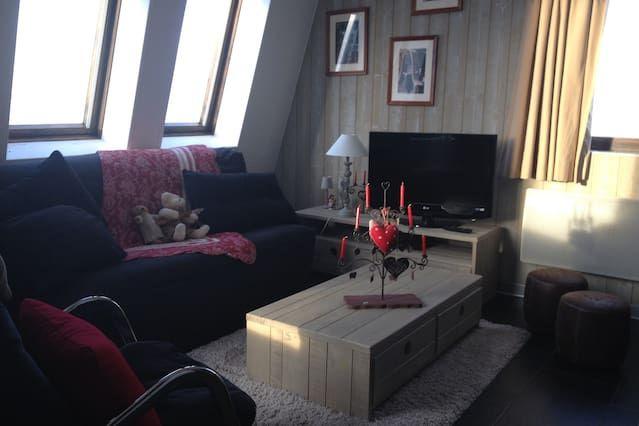 Funcional piso para 4 huéspedes