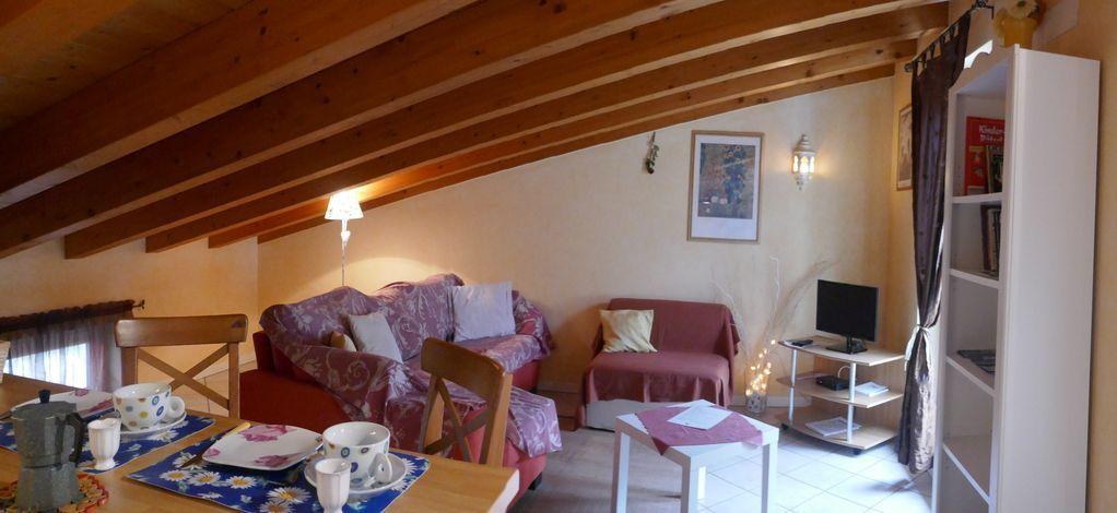 Acogedor apartamento de 1 habitación