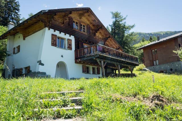 Maravillosa residencia de 4 habitaciones