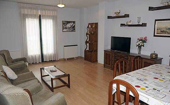 Alojamiento para 7 huéspedes en San ildefonso o la granja