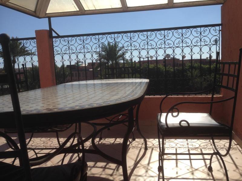 Apartamento con balcón para 7 personas