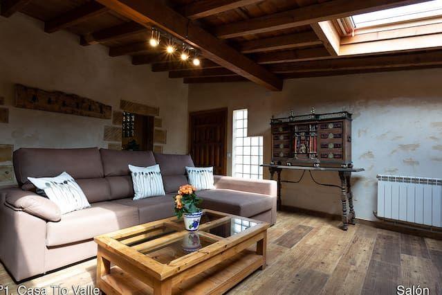 Residencia para 6 personas de 2 habitaciones