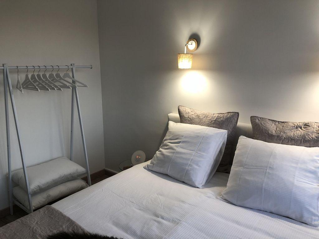 Appartement tout confort avec balcon