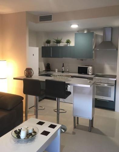 Apartamento en Ciudad real de 1 habitación