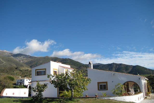 Casa Siete Arcos, villa met zwembad