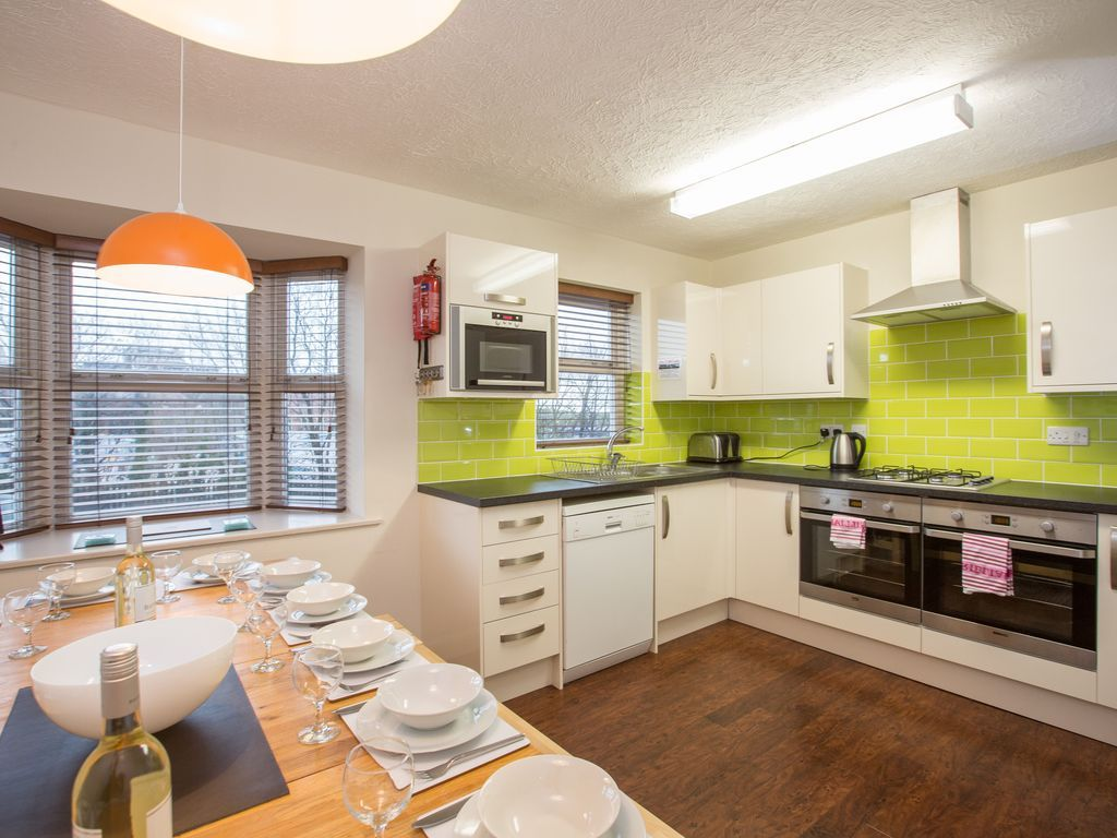 Central holiday flat in Brighton of 4 rooms