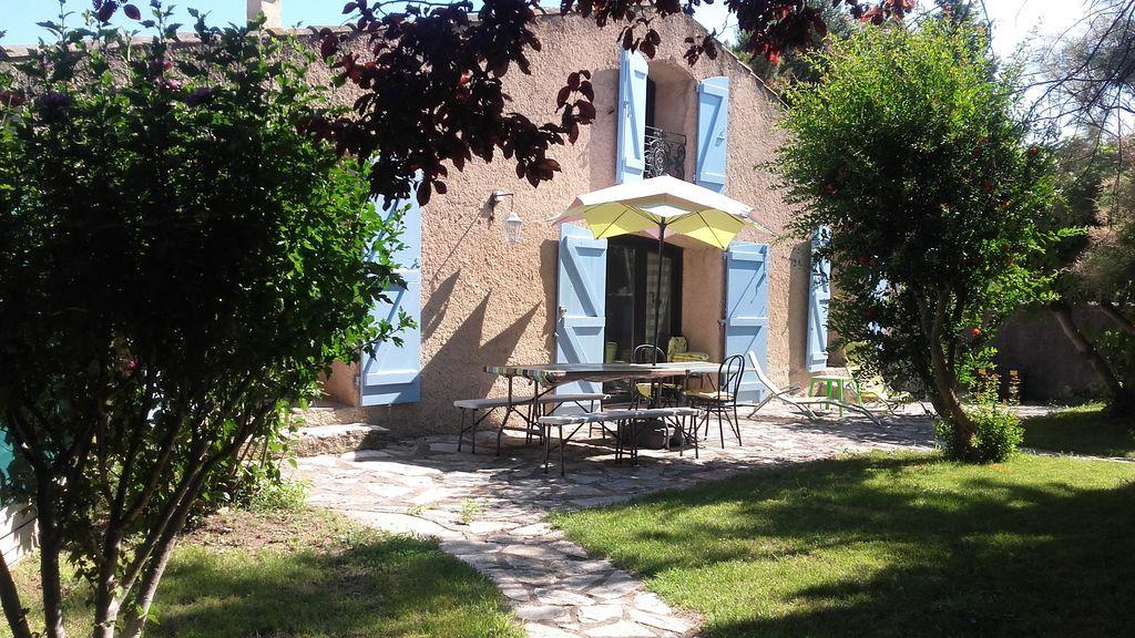 Residencia en Loupian para 8 huéspedes