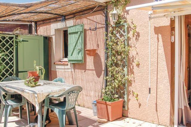 Residencia de 1 habitación en Loupian