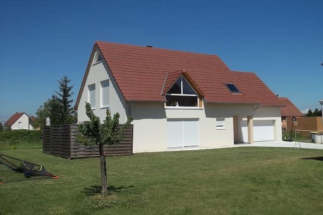 Casa de 1 habitación en Scherwiller