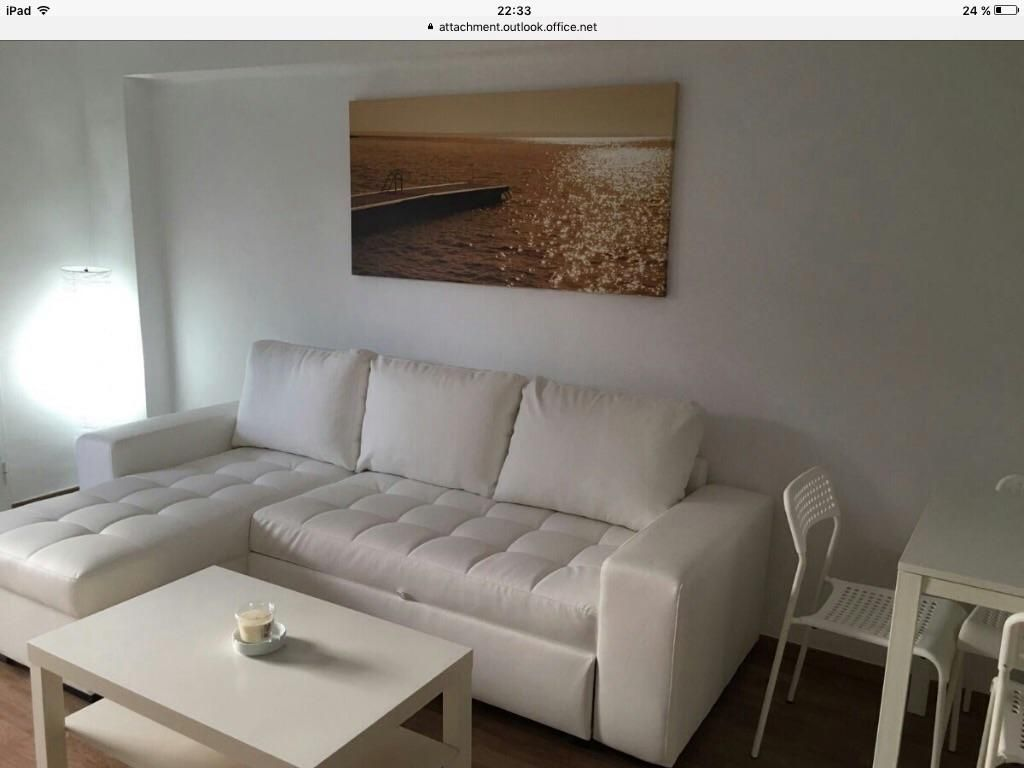 Holiday rental with garden in Magaluf