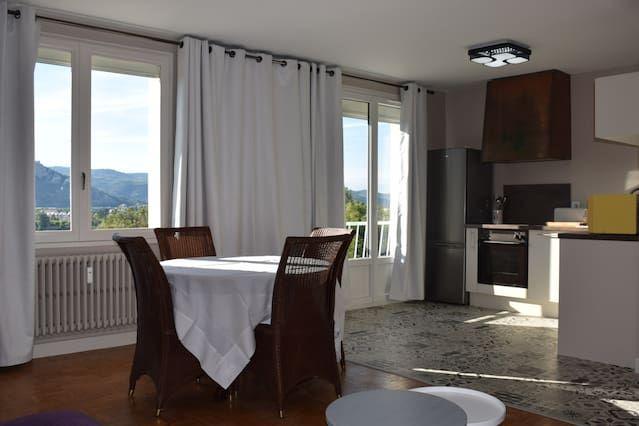 Apartamento en Valence con wi-fi