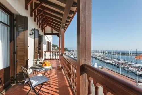 Piso con balcón en Arenys de mar