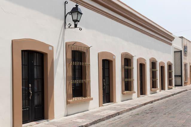 Alojamiento en Querétaro de 1 habitación