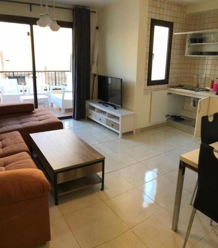 Apartamento panorámico en Mogán