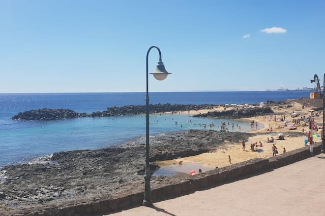 Holiday rental in Costa teguise with 1 room
