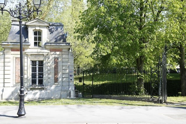 Maravillosa residencia en Yerres