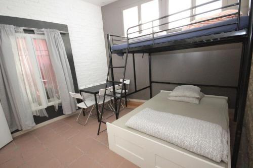 Appartement chaleureux de 5 chambres