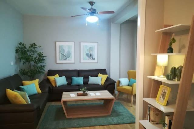 Hogareño apartamento en Vilagarcía de arousa