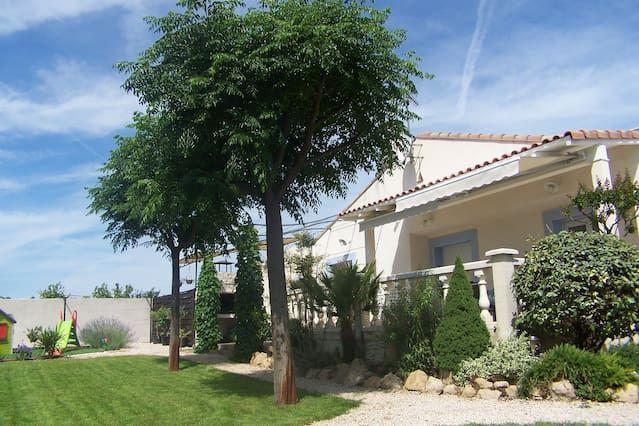 Residencia con todo lo necesario en Hérault