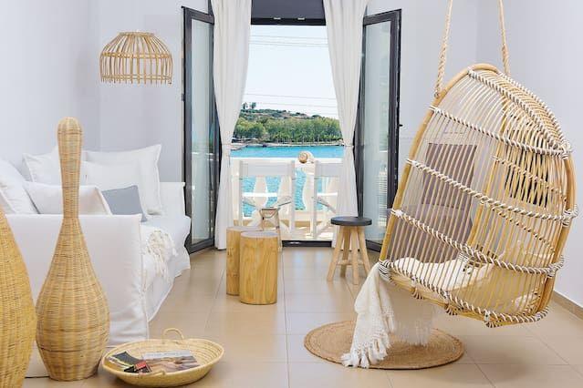 Flat in Agios nikolaos, crete for 4 guests
