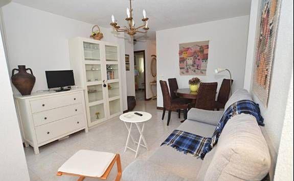 Provisto apartamento para 5 personas
