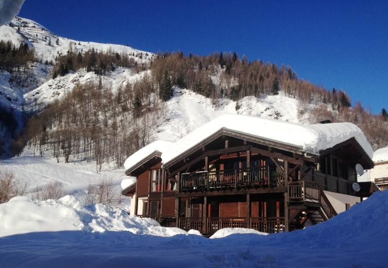 Apartamento en Le Tour, valle de Chamonix, Francia