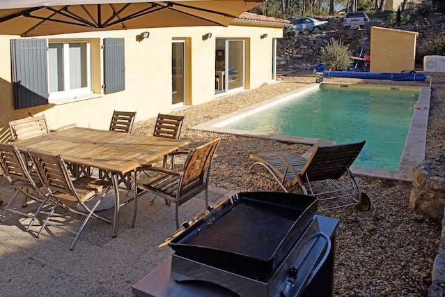 Casa para 7 personas en Anduze